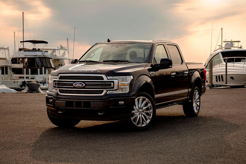 All Electric Ford F150 Exterior