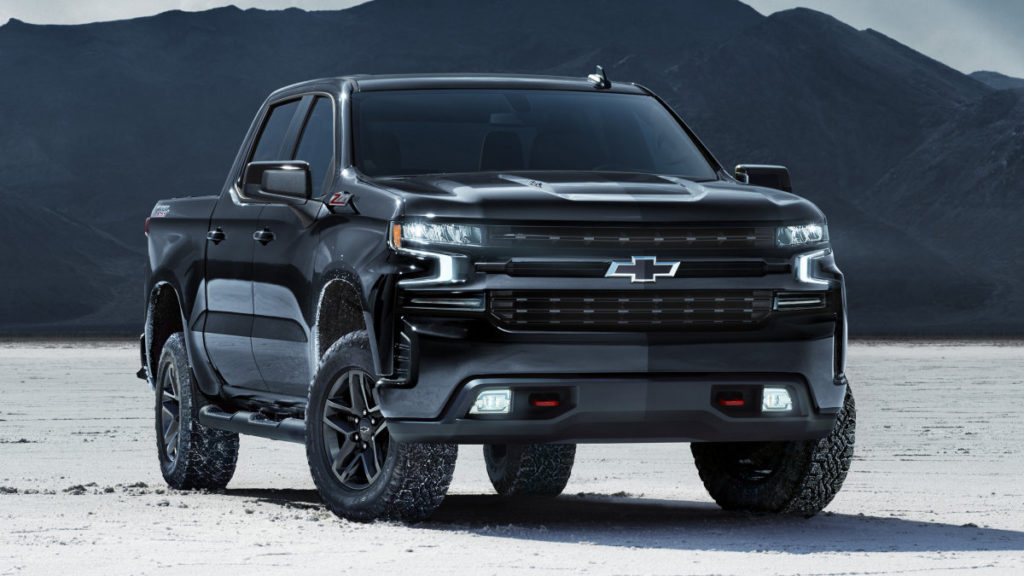 2020 Chevy Silverado 2500hd and 3500hd Prices