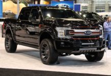 2020 F 150 Black Color